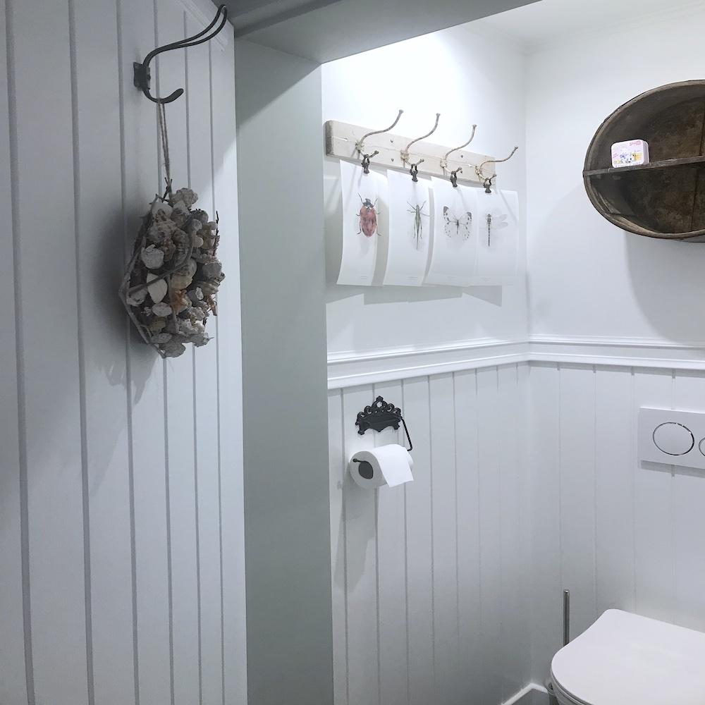 Droomhuisje toilet